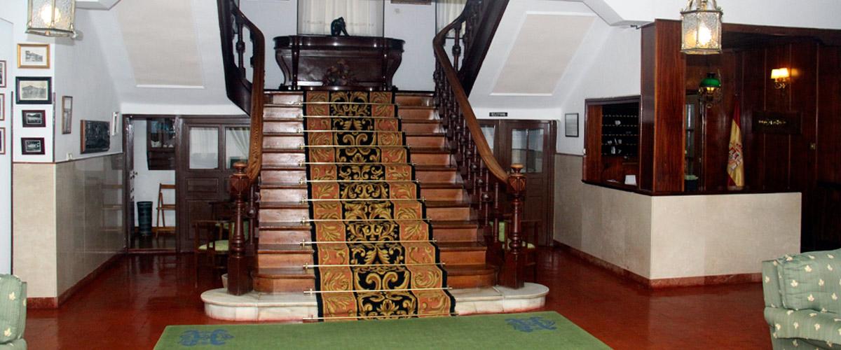 Balneario Las Caldas del Besaya, Hall
