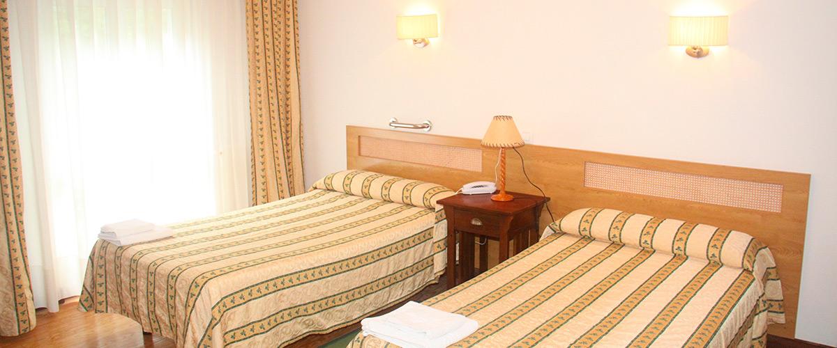 Balneario Las Caldas de Besaya, hotel